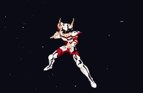 Caballeros Del Zodiaco GIF