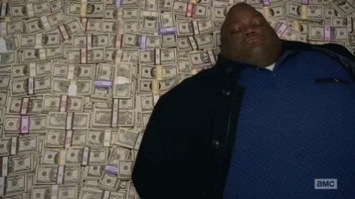 Money Breaking Bad GIF