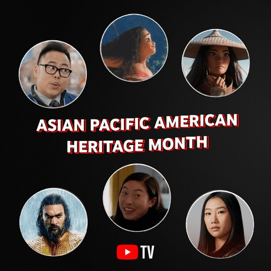 👏🏽R👏🏻e👏🏼p👏🏿r👏🏾e👏🏽s👏🏻e👏🏼n👏🏿t👏🏾  In celebration of Asian American and Pacific Islander Heritage Month, we're spotlighting these inspiring performances by #AAPI talent on TV. #APAHM