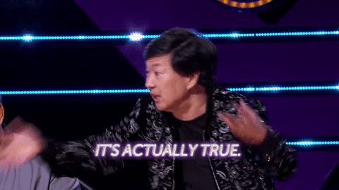 I feel like I'm right there with @kenjeong too!  #TheMaskedSinger #MaskedSinger