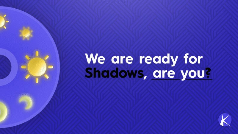 We're ready for the Shadow 2.0 release, are you? 🧐  We've been working extremely hard behind the scenes.  Excited for what the future holds! 😉 https://t.co/ma8bRPPMeL