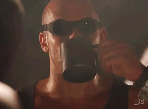 I'm re-watching the Riddick movies tonight. What's your opinion on the movies? Personally I love em. #riddick #VinDiesel #movies #FridayThoughts