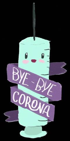 Bye Bye Corona GIF by Abstrusa