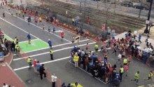 Boston Marathon Patriots Da...