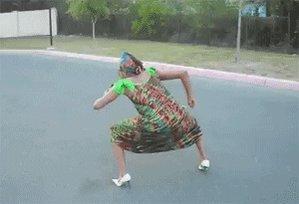 Lady Gaga Dancing GIF