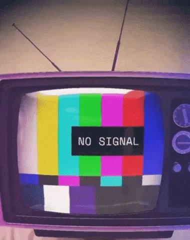 Glitch Tv Television GIF by...