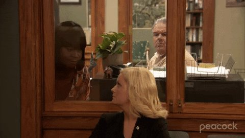 Told You So Donna GIF by Pa...