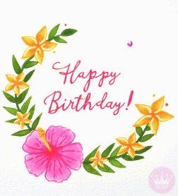 Wish You many Many Happy Birthday Nitin Gadkari Sir..