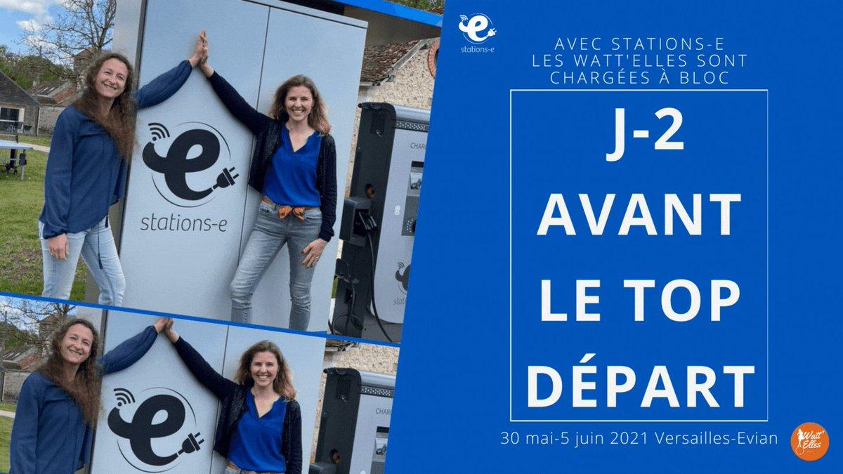 Image for the Tweet beginning: J-2 ! Bientôt le top