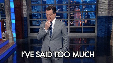 Cbs Flirting GIF by The Late Show With Stephen Colbert