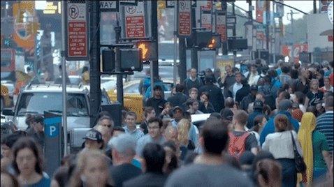 New York People GIF by Amazon Prime Video