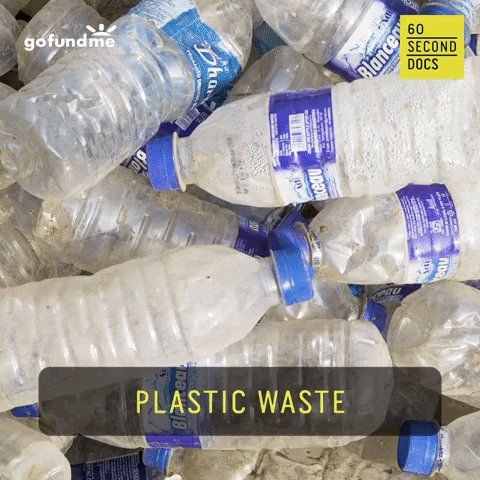 Image for the Tweet beginning: Is your waste plastic waste?  Yo-Waste's