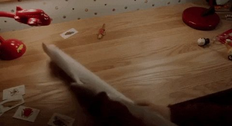 home alone map GIF