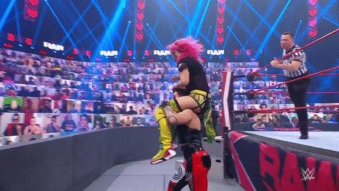 @WWEUniverse's photo on #WWERaw