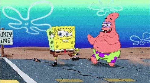 Bh187 Spongebob GIF