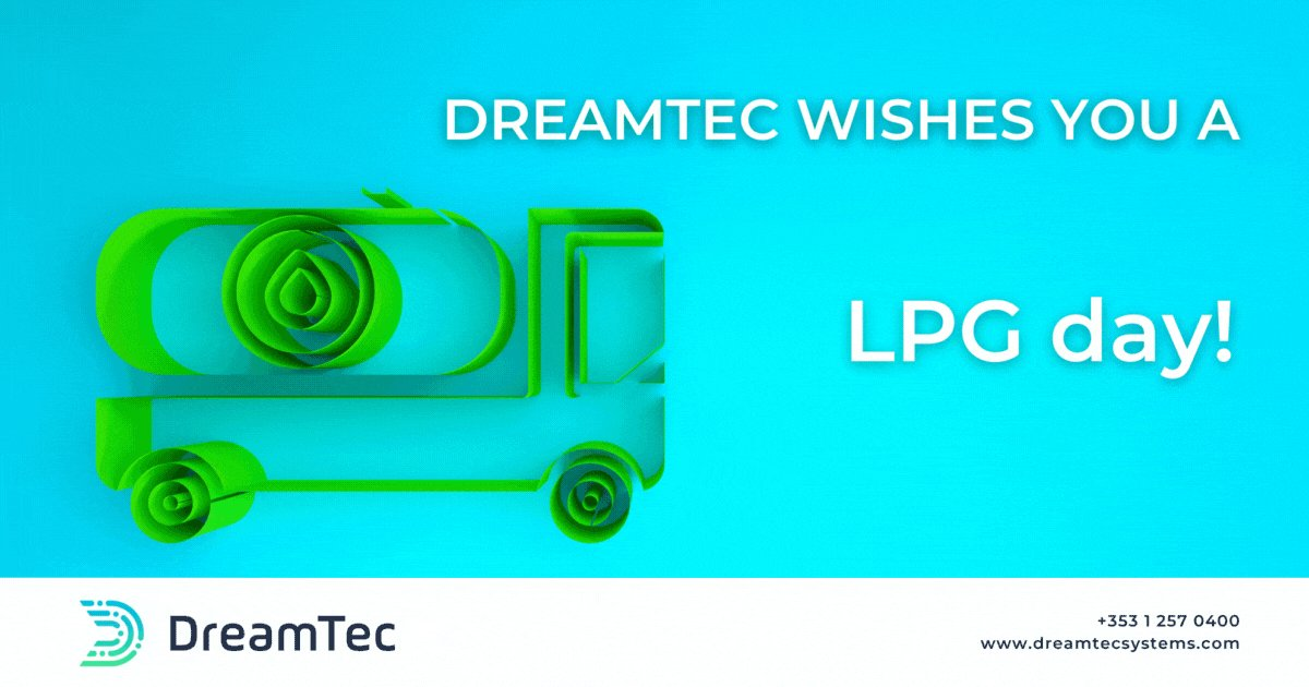 Image for the Tweet beginning: DreamTec joins the @WorldLPGAssoc in