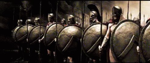 Shields Ready - 300 GIF