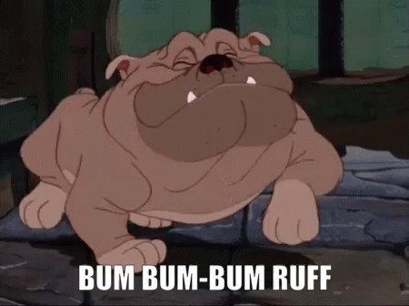 Ruff Dog GIF