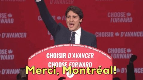 Justin Trudeau Canada GIF