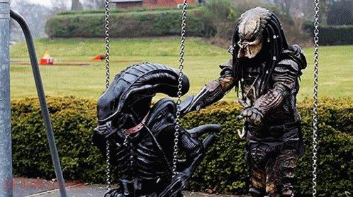Alien Predator GIF