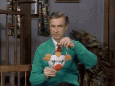Mr Rogers Nightmare GIF