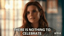 There Is Nothing To Celebrate Joanna Garcia GIF
