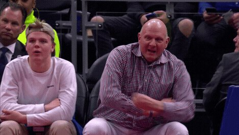 Happy Pumped Up GIF by LA Clippers