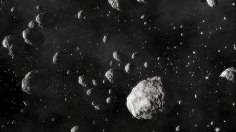 Asteroid GIF by MIT