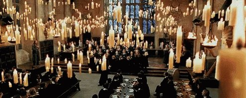 Chandelier Party GIF