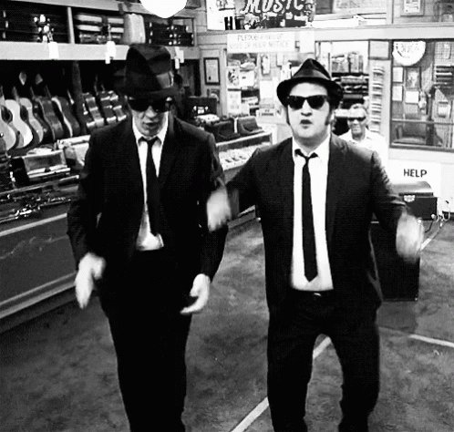Blues Brothers GIF