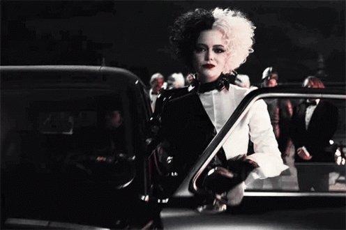 Emma Stone Cruella GIF