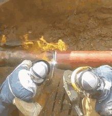 Pipeline Fire GIF