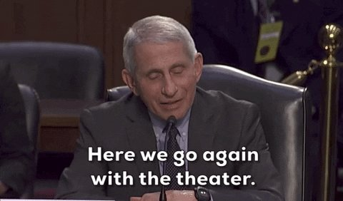 Fauci GIF by GIPHY News