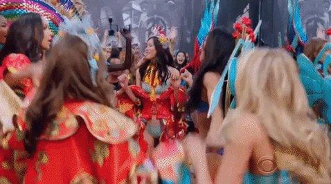 GIF by Victoria's Secret Fashion Show