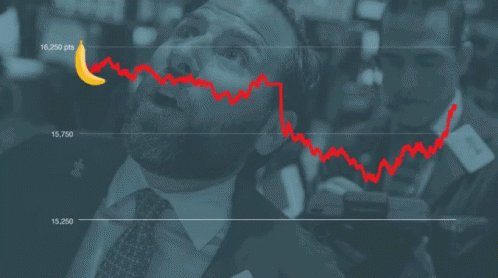 Stock Market Crash GIF