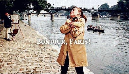 french paris GIF