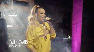 Happy Birthday to the lovely and legendary Faith Evans!