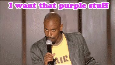 Purple Drink GIF
