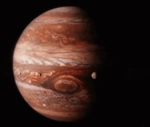 Mars Planet GIF