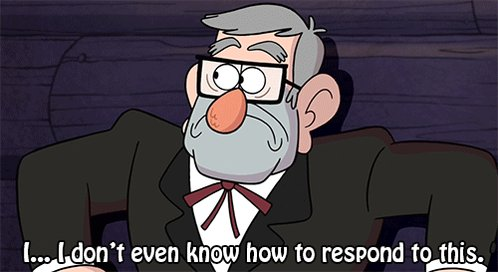 Confused Gravity Falls GIF