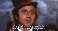 Happy Birthday to the Original Willy Wonka Gene Wilder.