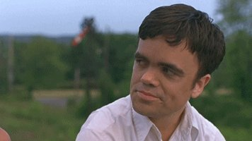 HAPPY BIRTHDAY TO PETER DINKLAGE! His best performance Fin McBride in The Station Agent