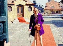 Happy birthday Gene Wilder aka Willy Wonka Rest in Peace