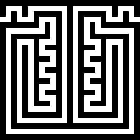 #CryptoPerfectPaths 75 is here! Another lovely symmetric path . @opensea #OpenSeaNFT  . https://t.co/GNjln3q4Br . #CryptoArt #NFT #NFTCommunity #NFTArtist #NFTArt #Abstract #DeStijl #modernism #opart #LineArt #Geometry #SoSatisfying #Pattern  #GeometricAbstraction #symmetry