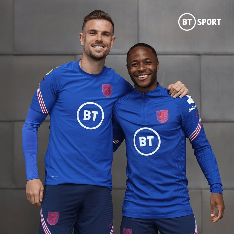 That MBE feeing 😁  Congratulations, @JHenderson and @sterling7! 👏 https://t.co/WJsjhTS1yo