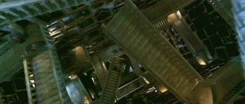 Hogwarts Stair GIF