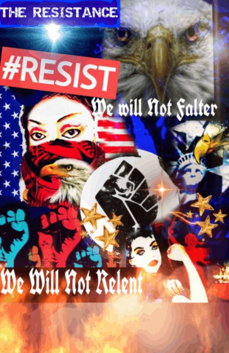 @davidmweissman @ImSpeaking13 🙄... SORRY, I CAN'T FOLLOW... HAVE MET... MY TWITTER LIMIT... I NEED MORE FOLLOWERS... THEN WILL FOLLOW @ImSpeaking13 ... 📍⭐🇺🇸#TheResistance 💪💥 #Resist UNITED 💙 #Anonymous #StandStrong STRENGTH IN UNITY 🇺🇸 https://t.co/gry223sKnv