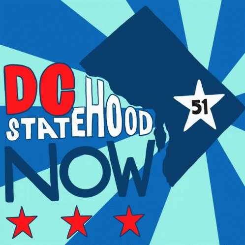 Here's your daily reminder that the people who live in DC still don't have full voting representation in Congress.  #DCStatehood #DCStatehoodNOW https://t.co/TCeEN3l7jY