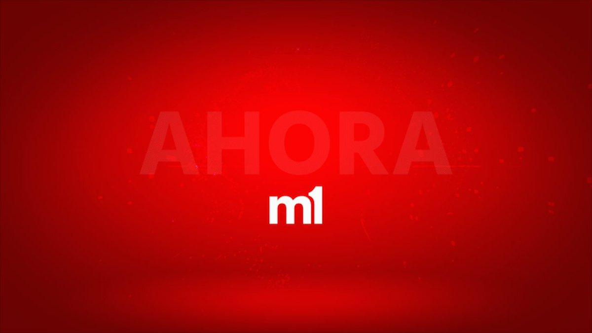 Image for the Tweet beginning: AHORA | Fuerte choque en