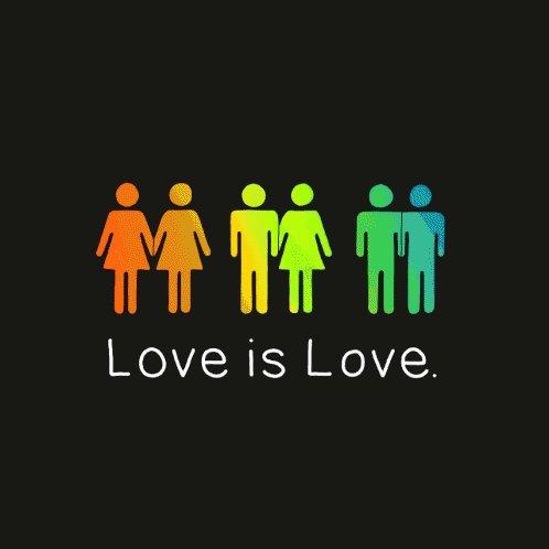 Amor Love Is Love GIF